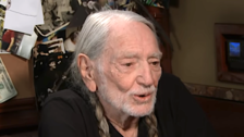 Here's Why Willie Nelson Would Definitely Smoke Weed With Donald Trump