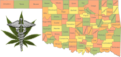 Oklahoma Officials Issue Licenses to Over 650 Medical Marijuana Dispensaries, Over 1,000 Cultivators
