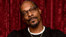 Snoop Dogg Smokes A Blunt In Front Of The White House, Burns Trump With 3 Words
