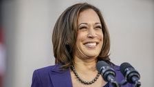 Kamala Harris Wants To Legalize Weed: 'It Gives A Lot Of People Joy'