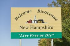 New Hampshire House Committee Approves Marijuana Legalization Bill