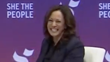 Kamala Harris: Young Men Jailed For Drugs Should Be 'First In Line' For Marijuana Jobs